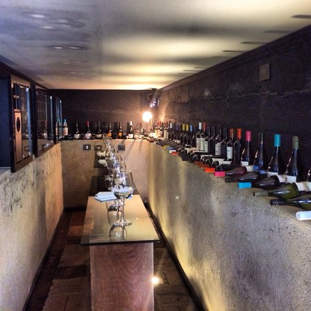 Winery Boutique Hotel : Wine cellar