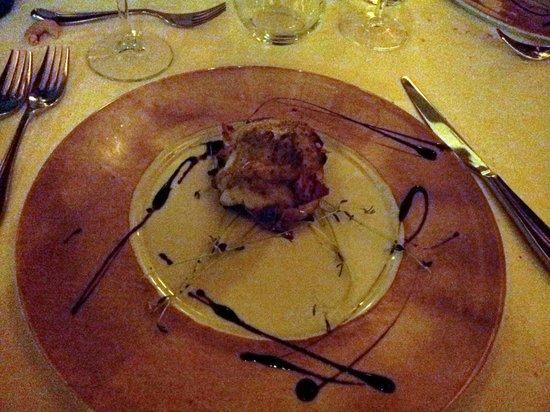 Il Vicolo: Ottima cena di pesce del giorno.