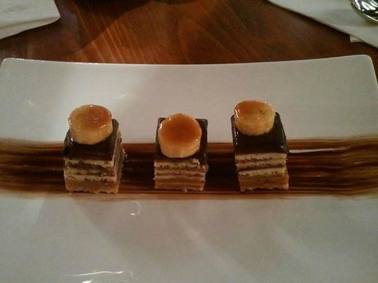 "Infuzions Hornsby: ""Mr. Banoffee"" dessert"