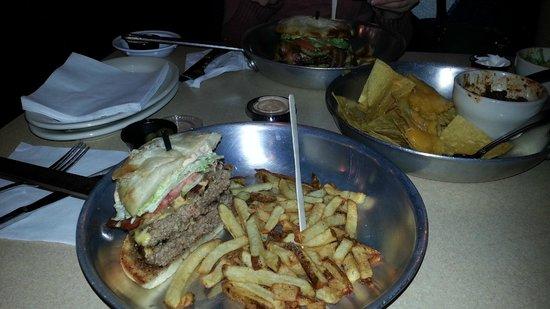 AJ's Burgers