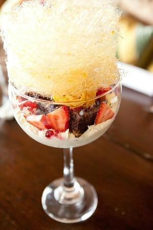 Infuzions Hornsby: Devil's Halo Dessert