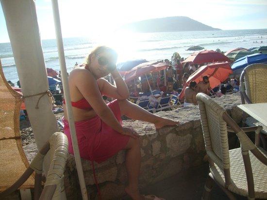 El Cid Castilla Beach Hotel: POSANDO EN LA ALAMBRA