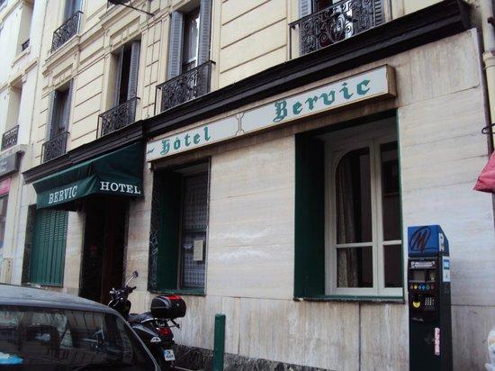 Le Bervic Montmartre: Hotel