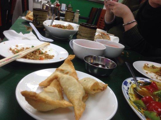 Excellent Dumpling House: Amazing food.