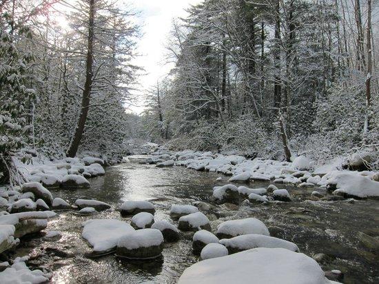 Minnewaska State Park Preserve: Snow hike