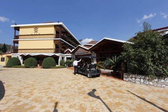 Victoria Sapa Resort and Spa: Sapa in Vietnam, Victoria Sapa Resort & Spa