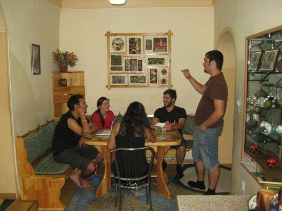 Idre Hostel : Dining room