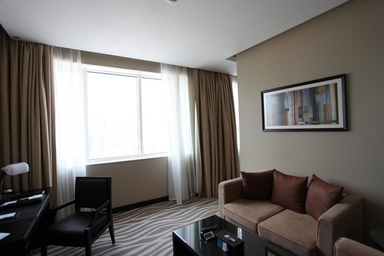 Cristal Hotel Abu Dhabi : room