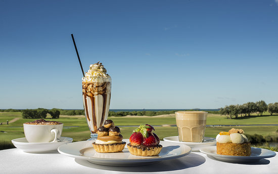 Wollongong Golf Club: Cafe Selections