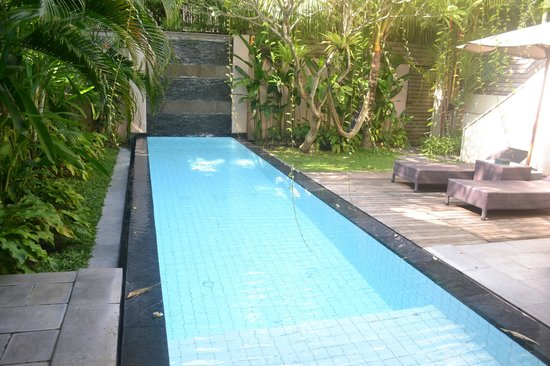 Bali Island Villas & Spa: Private Pool