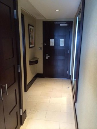 InterContinental Boston : Entrance hallway