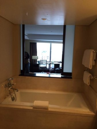 InterContinental Boston: Bathroom
