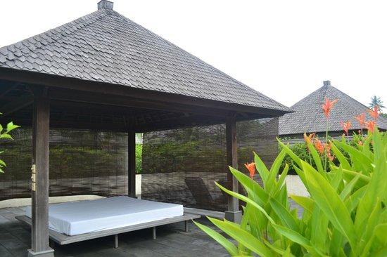 Bali Island Villas & Spa: Rooftop Gazebo