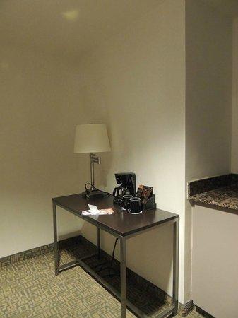 Kellogg Conference Hotel at Gallaudet University : Entrada do Quarto