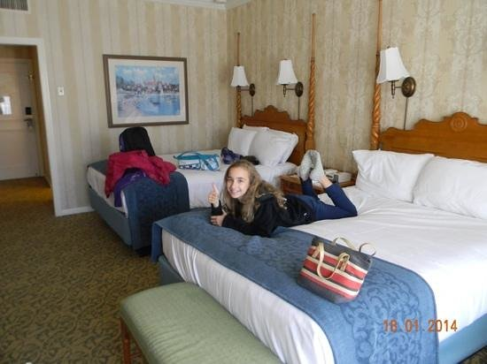 Disney's Grand Floridian Resort & Spa: Habitacion