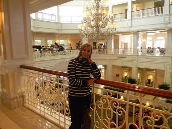 Disney's Grand Floridian Resort & Spa: Lobby del hotel