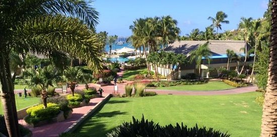 The Westin St. John Resort Villas: Don't let the construction deter you. Feb 2014