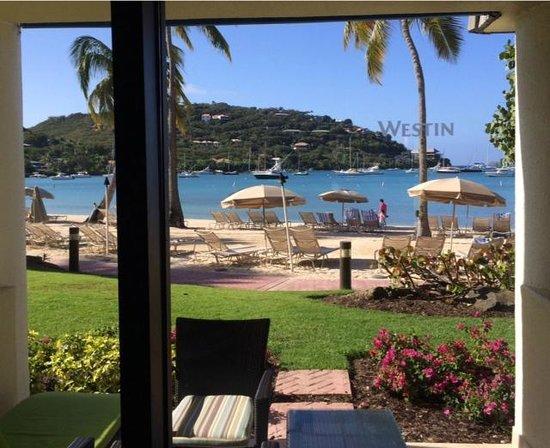 The Westin St. John Resort: hard to beat!