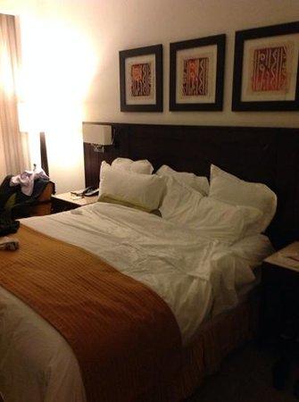 Bogota Marriott Hotel: nice room