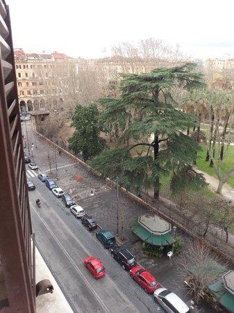"""Hotel Orazia: PIAZZA """"VITTORIO""""."""