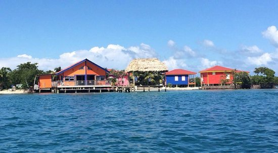 Yok Ha Resort: View from the boat