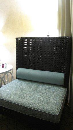 Crowne Plaza Palo Alto: Seat