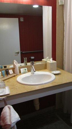 Crowne Plaza Palo Alto: Bathroom