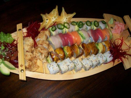 Sushi Los Amigos: best sushi