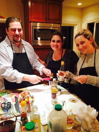 Lajollacooks4u: Prepping for Miso Glazed Salmon