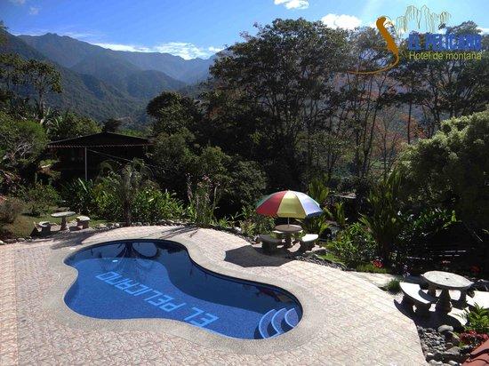 Hotel de Montana El Pelicano: Piscina