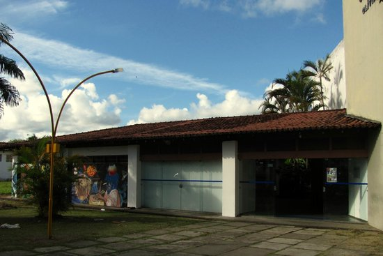 Centro de Cultura Olivia Barradas - Theater