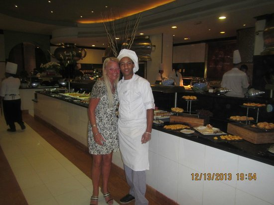 Iberostar Grand Hotel Bavaro: Elvin, Pastry