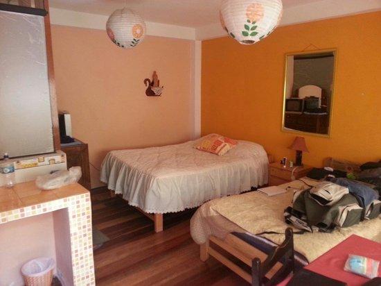 Casa de Mama Cusco 2-The Ecohouse : Habitación