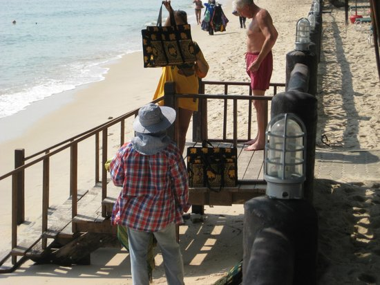 Regent Chalet Regent Beach Cha-Am: Strandbereich