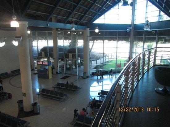 Iberostar Grand Hotel Bavaro: Punta Cana airport