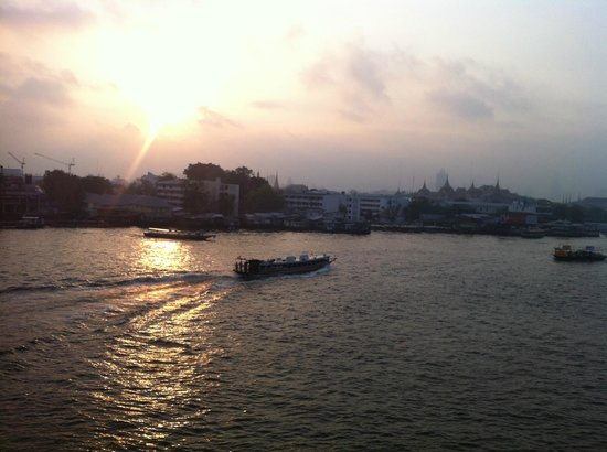 Baan Wanglang Riverside: Morning view