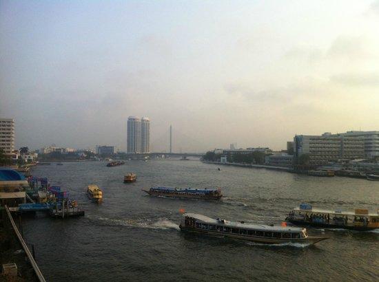 Baan Wanglang Riverside: View from Balcony