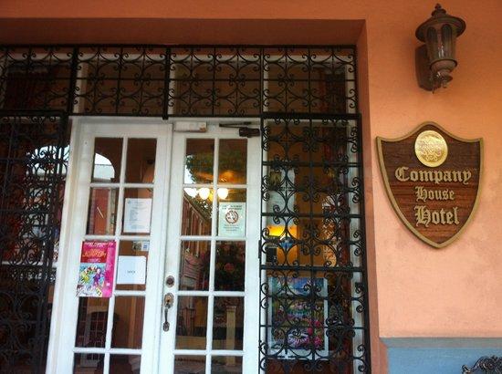 康伯尼豪斯飯店張圖片