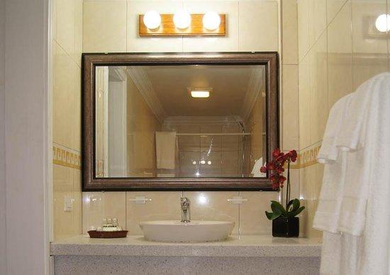 Baker's Suites : Bathroom