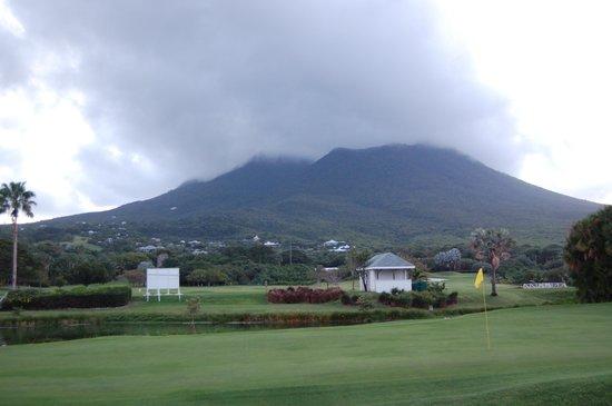 Four Seasons Resort Nevis, West Indies: Mt Nevis