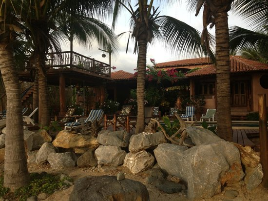Merece Tus Suenos: view from the beach