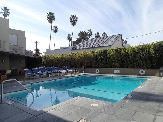 Le Meridien Delfina Santa Monica : pool