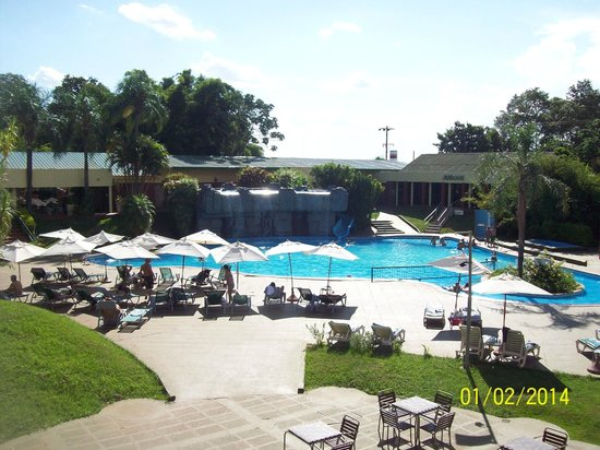 Exe Hotel Cataratas: Genial lugar