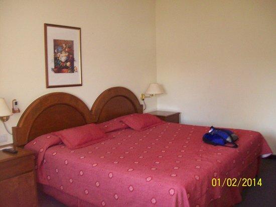 Exe Hotel Cataratas: Habitación amplia