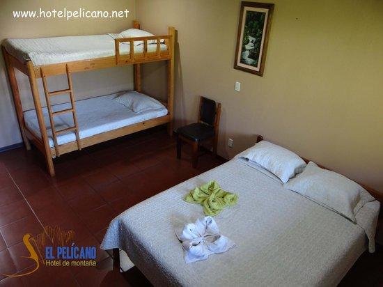 Hotel de Montaña El Pelicano: Junior