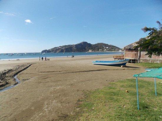 Casa Romano: La playa