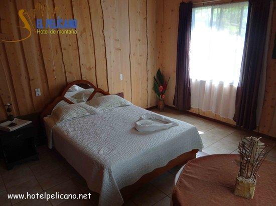 Hotel de Montaña El Pelicano: Junior Suit