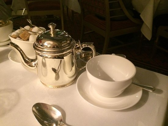 The Palm Court: Tea