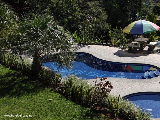 Hotel de Montaña El Pelicano: Piscina