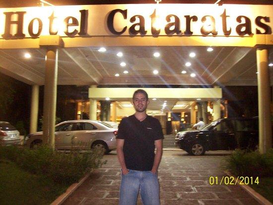Exe Hotel Cataratas: Entrada